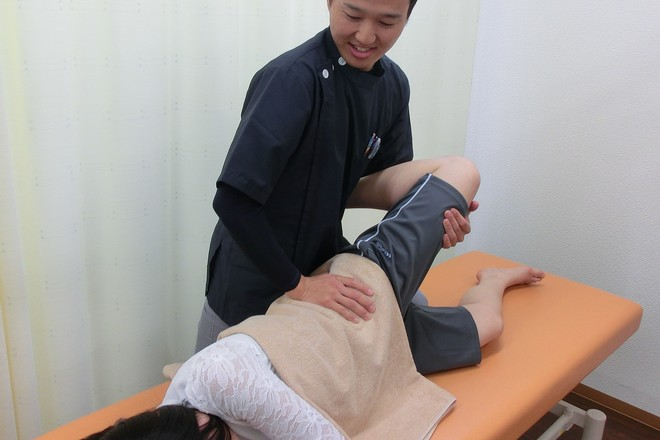 にじいろ美容&スポーツ整体院(にじいろ接骨院併設)