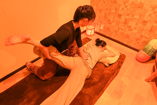 Thai&Asian relaxation salon Si sawat