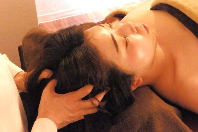 Private salon Palm