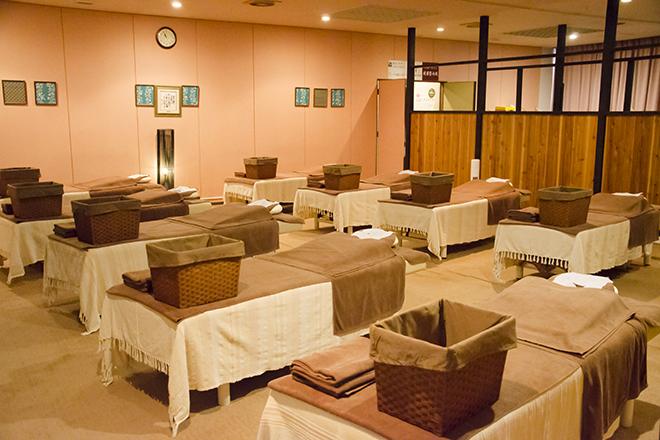 SPA&HOTEL 天神の湯 リラクゼーション