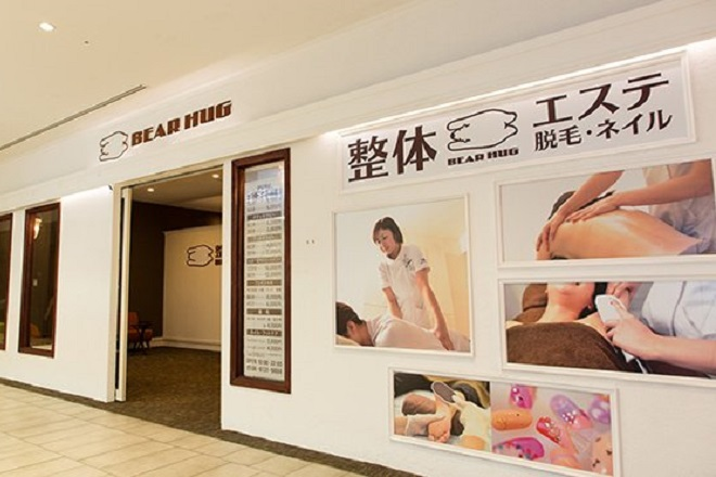 ネイルベアハグ グランフロント大阪店