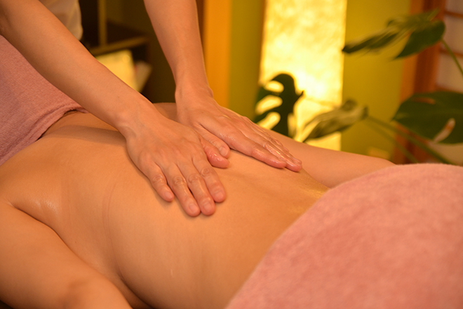 Aromatherapy Room Laule'a