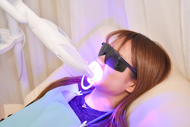 whitening lounge Happica