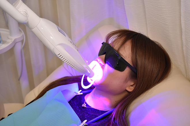 whitening lounge Happica 東通り店