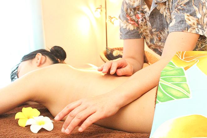 Hawaiian Massage Room Malie