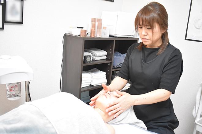 小顔美肌専門サロン oluolu