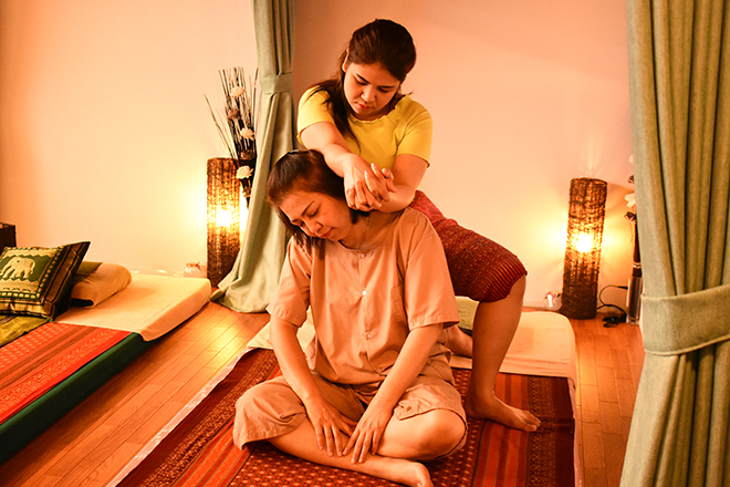 テイウィーThai massage & Spa