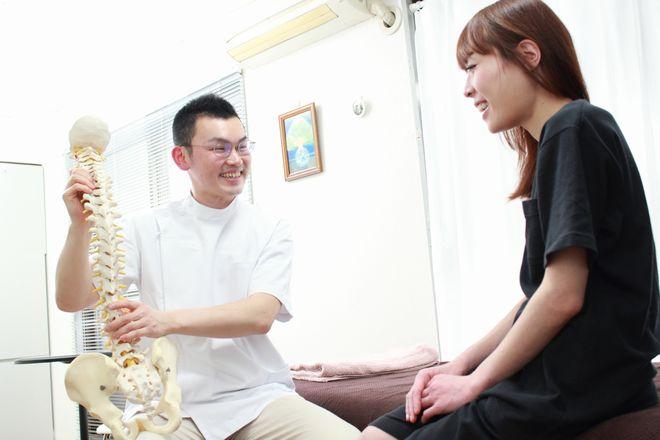 「小原治療院」は飯田橋、千代田区飯田橋、鍼灸、整体、フェイシャルエステ、マタニティケア、美容整体(骨盤矯正・O脚矯正)などのお店
