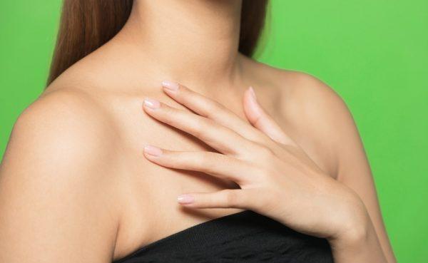 バストアップに効く!胸のリンパマッサージの効果と具体的なやり方