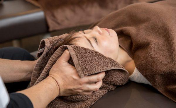 ドライヘッドスパの効果はこり改善、睡眠改善、アンチエイジング!