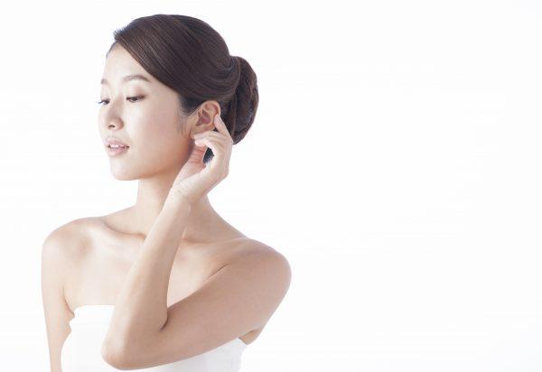 耳マッサージのイメージ