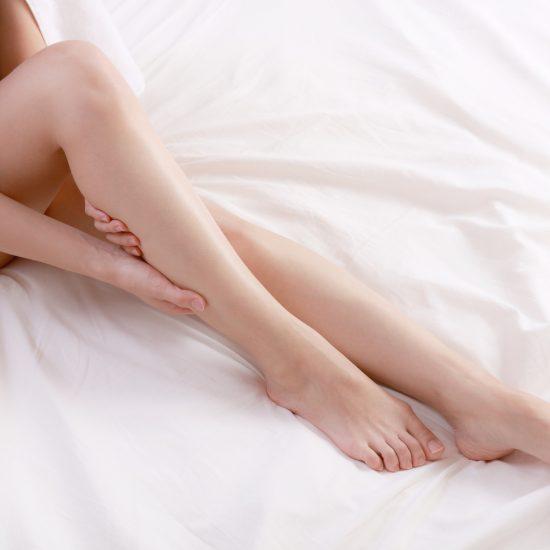 むくみのないキレイな脚