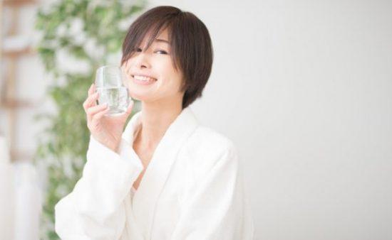 女性 水分補給