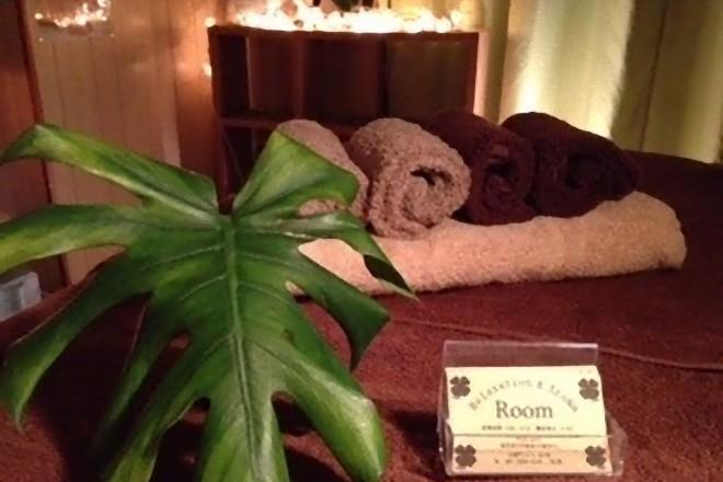 ルーム(Relaxation&Aroma Room)